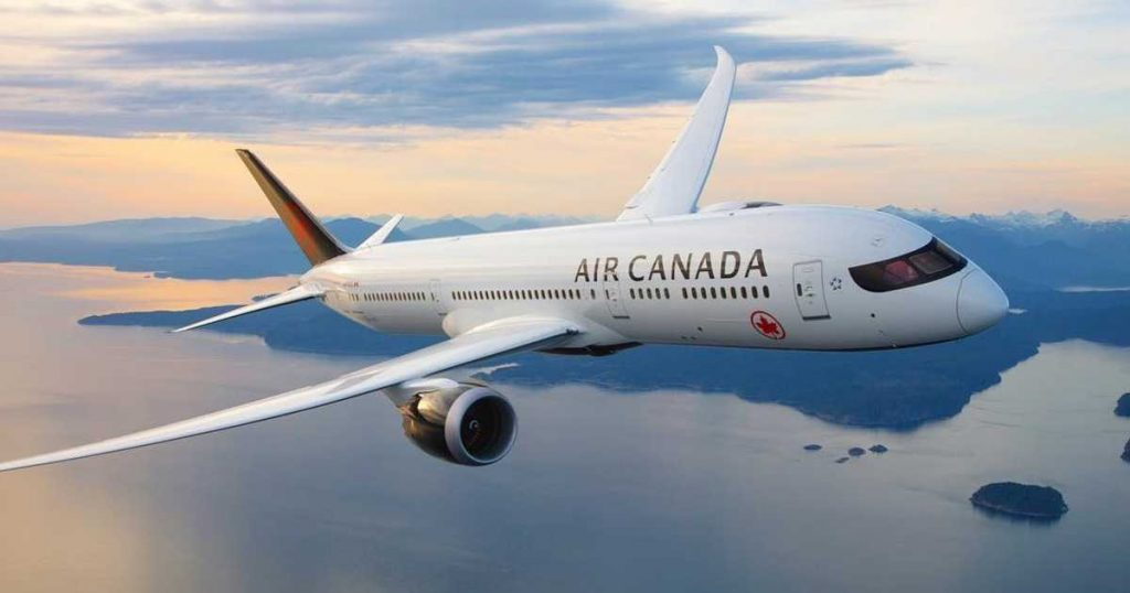 Air Canada Airlines Reservations