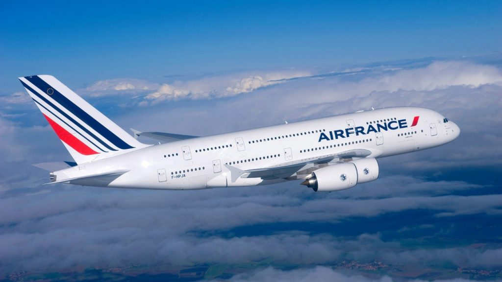 Air France Airlines Reservations