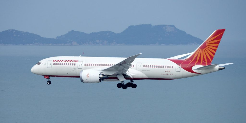 Air India Airlines Reservations