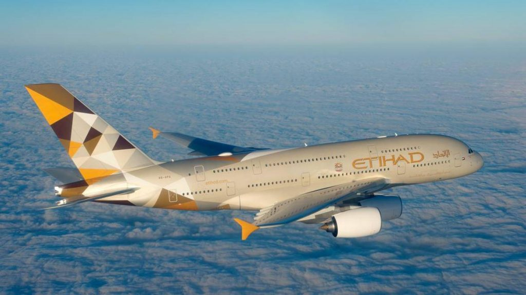 Etihad Airways Reservations Flights