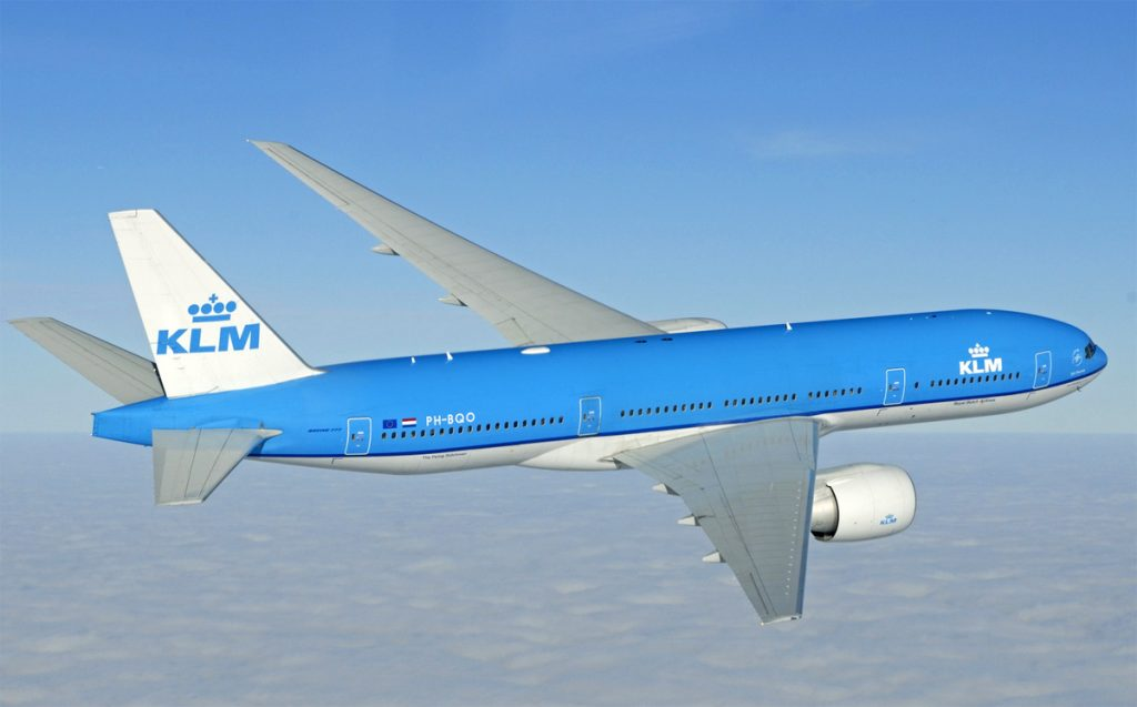 KLM Airlines Reservations
