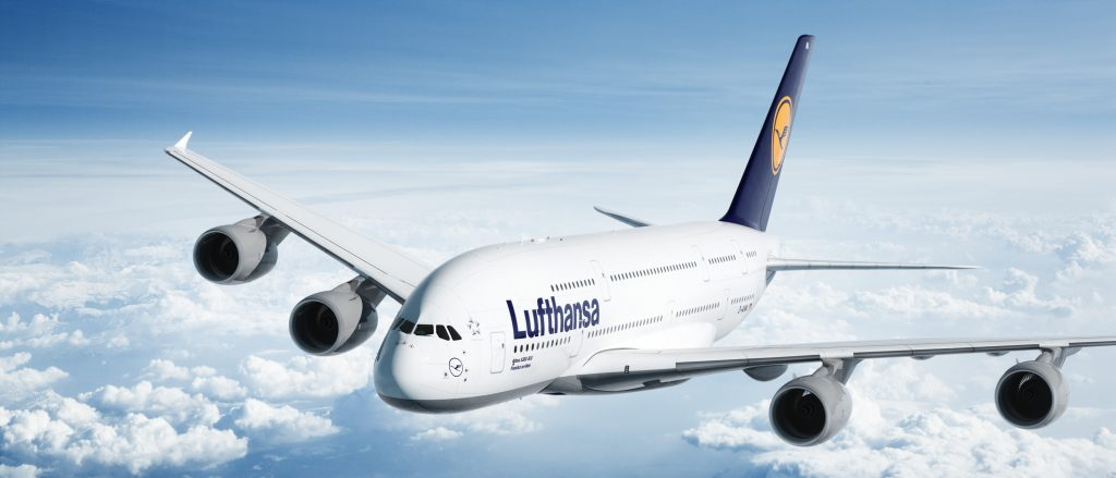 Lufthansa Airlines Reservations Flights