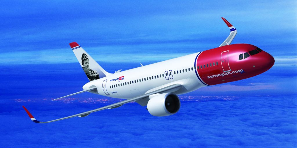 Norwegian Airlines Reservations Flights