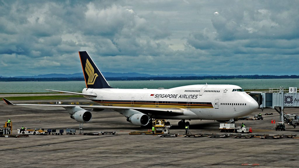 Singapore Airlines Reservations Flight Booking