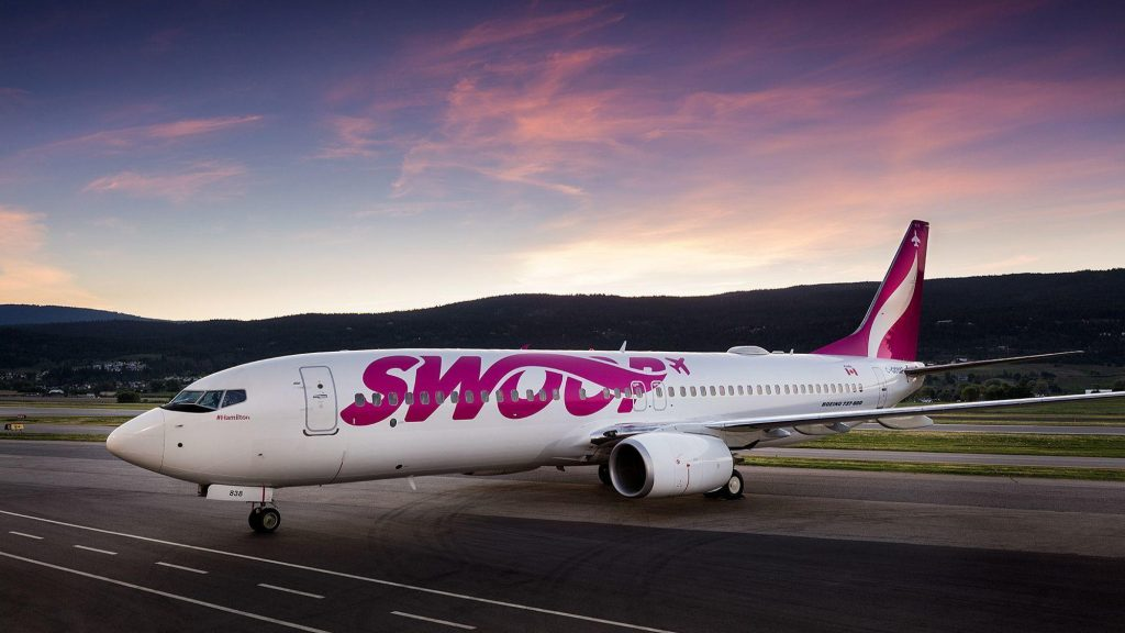 Swoop Airlines Reservations
