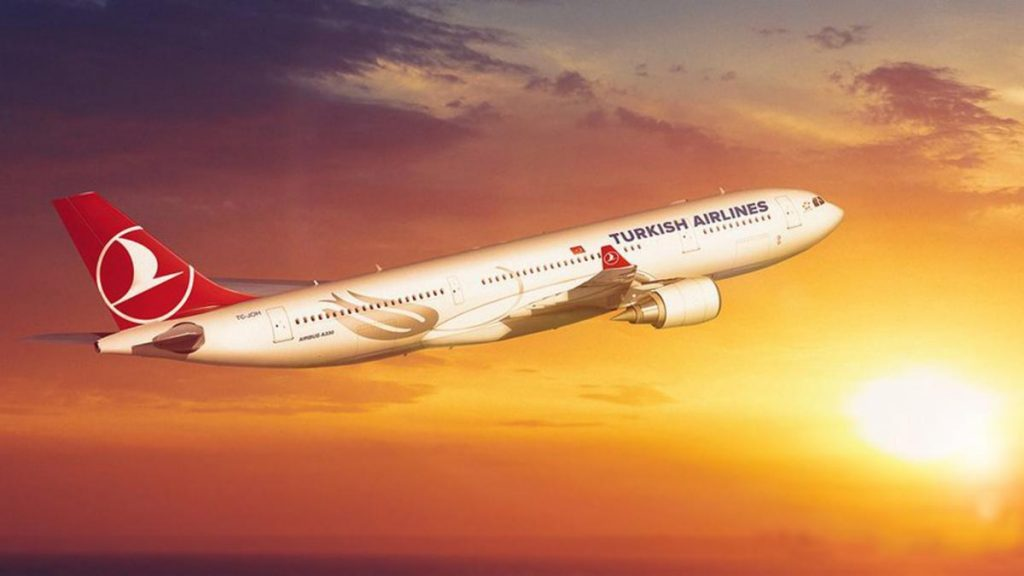 Turkish Airlines Reservations Flights