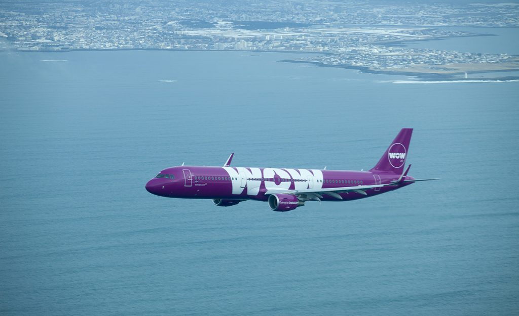 WOW Airlines Reservations