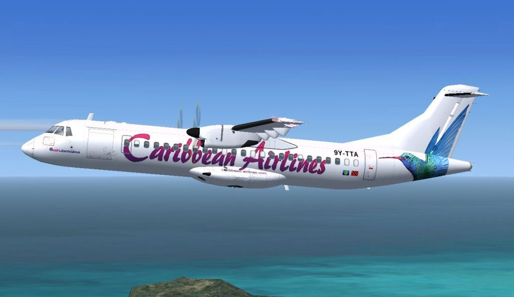 Caribbean Airlines Reservations Flights