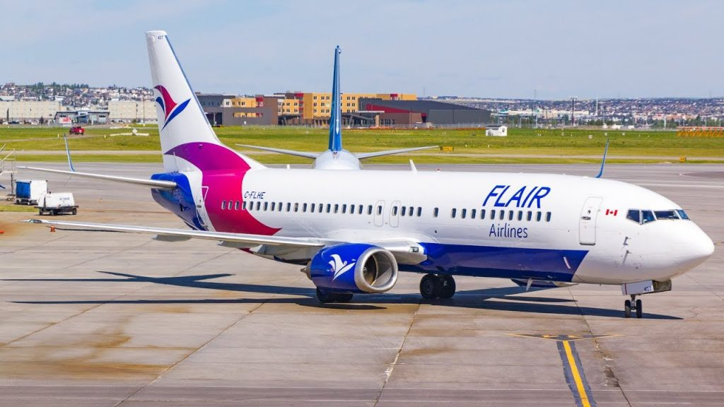 Flair Airlines Reservations Flights