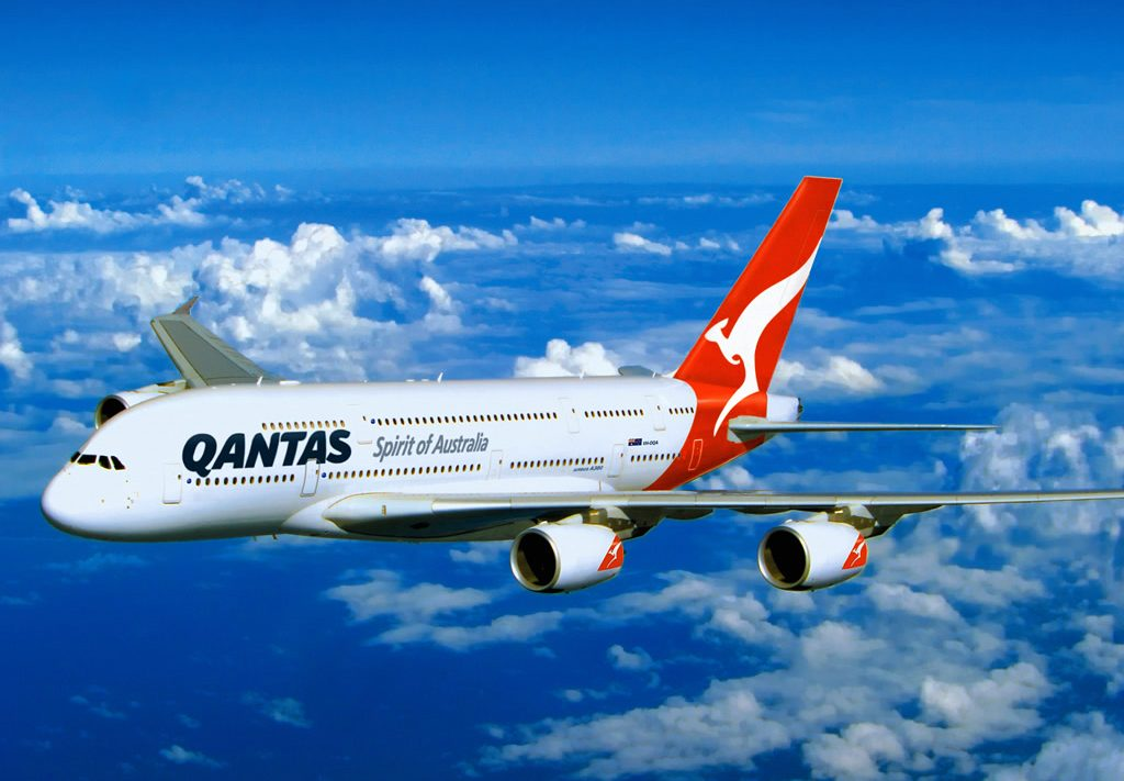 Qantas Airlines Reservations Flights - Cheap Airline Tickets