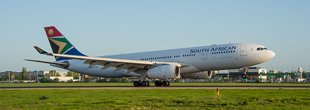 South African Airways Reservations