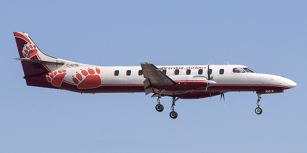 Bearskin Airlines Reservations
