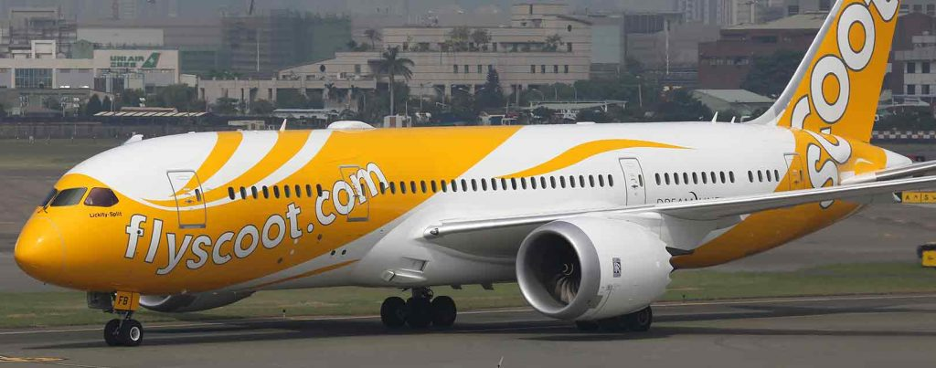 Scoot Airlines Reservations Flights