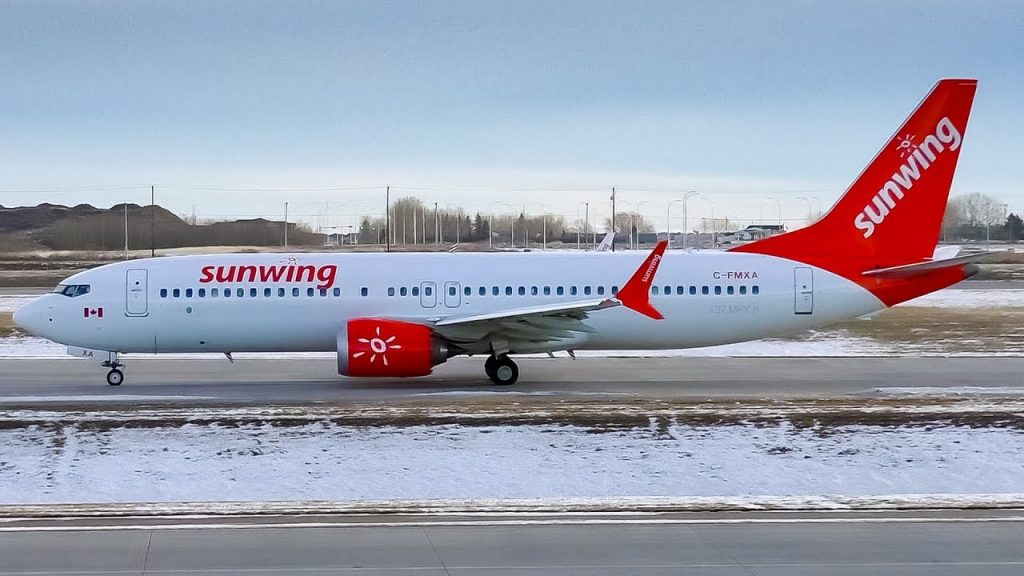 Sunwing Airlines Reservations