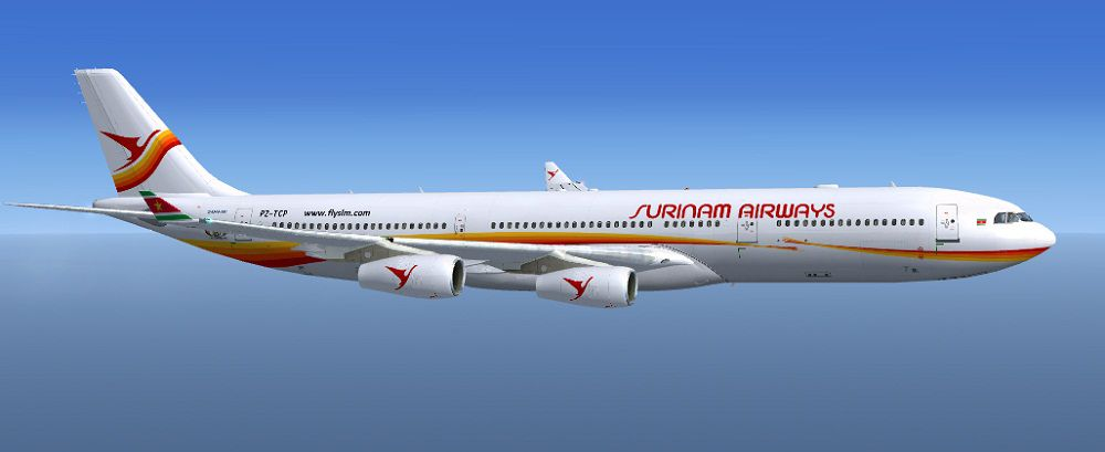 Surinam Airways Reservations